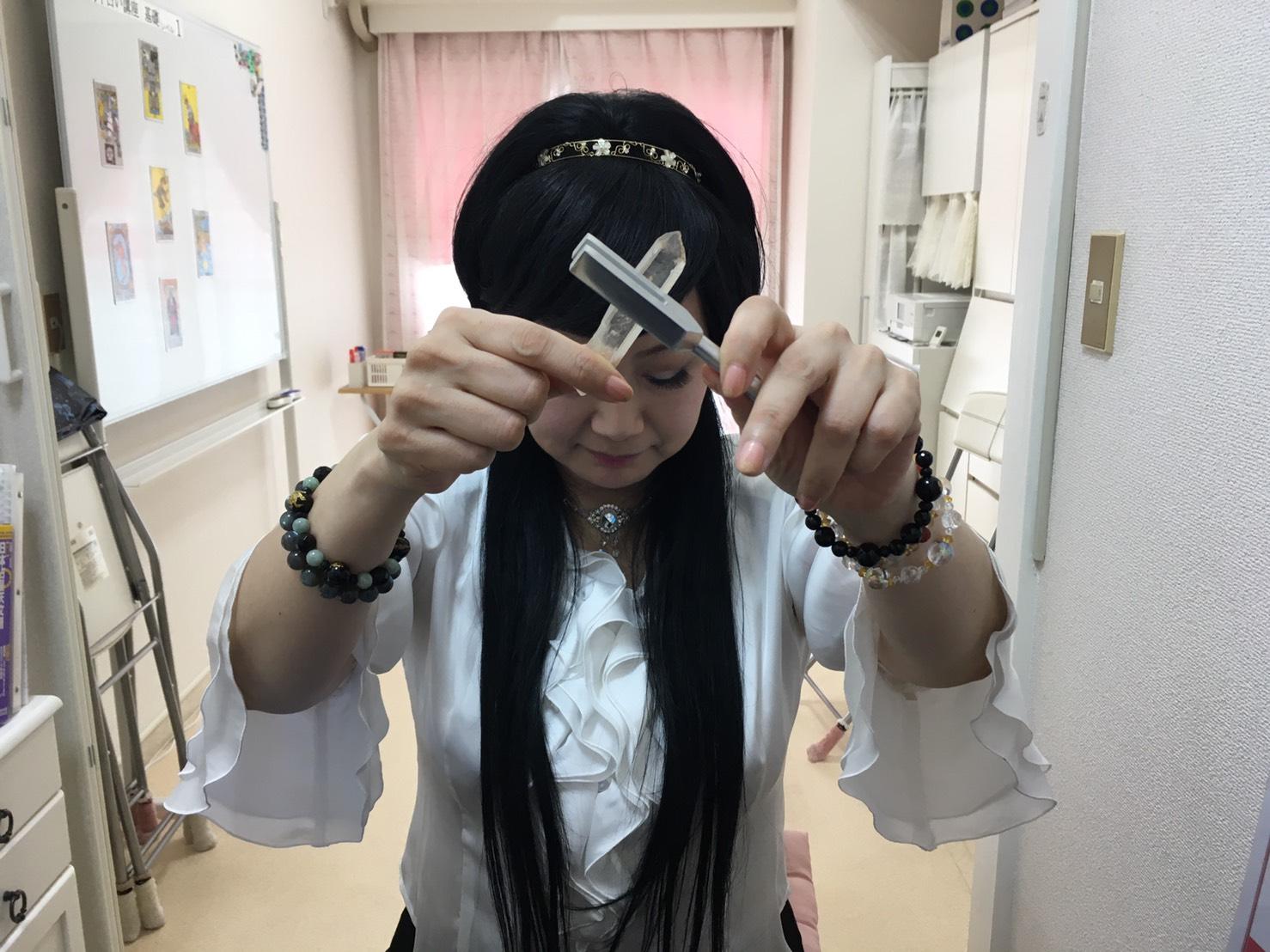五反田の占い館「妃」先生の写真
